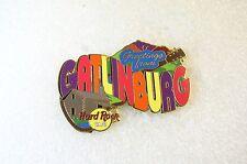 GATLINBURG,Hard Rock Cafe Pin,Greetings From