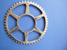 "Williams Chainring 49t 3 bolt 1/8"" 1957 *88 BCD Vintage Bike C34 NOS"