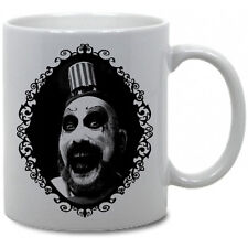 CAPTAIN SPAULDING COFFEE MUG!! horror movie clowns sideshow circus crime killer