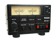 Schaltnetzteil 9-15V DC / 55 Ampere,MAAS SPS 50-II,Neu