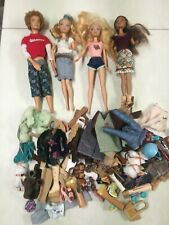 Barbie My Scene Doll Mega Lot 4 Dolls 70 + Clothing Accessories Shoes Rare