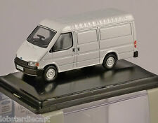 FORD TRANSIT Mk3 LWB in White 1/76 scale model OXFORD DIECAST