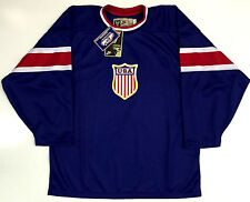 NIKE USA HOCKEY 1932 VINTAGE SERIES JERSEY SIZE M NEW WITH TAGS 2004 WORLD CUP