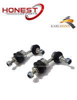 For JAGUAR X TYPE 01-09 Rear Suspension Anti Roll Bar Stabilizer Drop Links X2