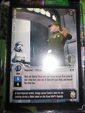 STAR WARS CCG JEDI KNIGHTS CARD MINT/N-MINT RARE 1ST DAY COMMANDER... 65 R