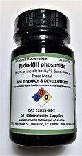 Nickel(II) phosphide, 99.5% by metals basis, ~1-6mm pieces, Trace Metal, 10g