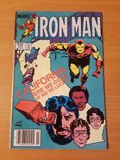 Iron Man #184 ~ NEAR MINT NM ~ 1984 MARVEL COMICS