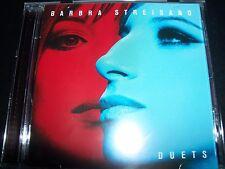 Barbra Streisand Duets (Australia) CD – Like New