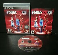 NBA 2K13 (Sony PlayStation 3, 2012) PS3