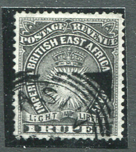 BRITISH EAST AFRICA (25251): PHOTOGRAPH ONLY of SPERATI QV 1r