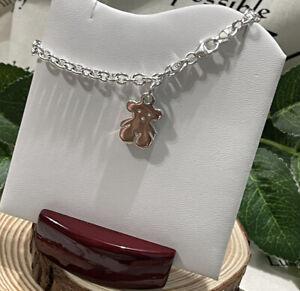 Tous Bracelet Sterling Silver✨bear 925