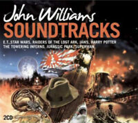 John Williams Soundtracks CD 2 discs (2009) ***NEW*** FREE Shipping, Save £s