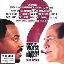 soundtrack, What's The Worst That Could Happen? Original Soundtrack CD