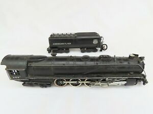 AMERICAN FLYER 4-8-4 STEAM LOCOMOTIVE #336 IN EXCELLENT.CONDITION NO BOX