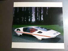 Ferrari Prototype Coupe Print Picture Poster RARE!! Awesome L@@K