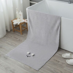 Bath Towels Bathroom Children Adult Quick Drying Towels Hotel Beach BathTowels