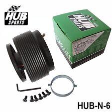 HUB Adapter Boss Kit For Steering Wheel Nissan S13 S14 S15 Skyline R32 R33 GTR