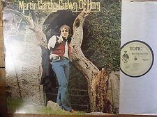 12TS300 Martin Carthy - Crown Of Thorn - 1976 LP