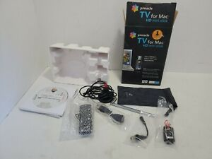 Pinnacle TV For Mac HD Stick USB TV Tuner, Remote, Antenna