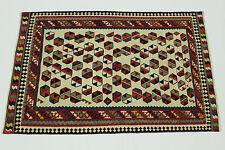 nomades Kelim très bien PICASSO aspect pièce unique PERSAN TAPIS tapis d'Orient