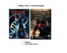 Hellboy Part 1 + 2 Dvd Movie Film Collection Ron Perlman Sealed New Hell Boy