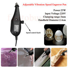 Vibration Engraving Engraver Pen Carve Tool For Jewellery Metal Glass Stone Wood