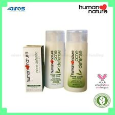 Human Nature Ultimate Facial Acne Defense Set
