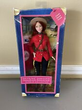 Barbie Dolls Of The World Canada Barbie Collector Pink Label Ages 6+ NEW NIB
