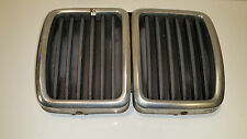 BMW 3 SERIES e30 front chrome kidney grill 51.13-1916504 / 1916504