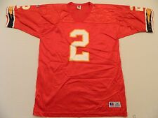 M56 New Rare Vintage Red Football Jersey Men's 48 XL