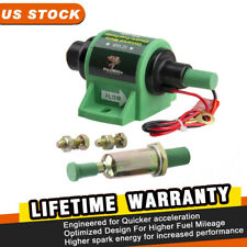 12D Universal Micro 35 GPH Diesel Transfer Electric Fuel Pump 4-7 PSI for Toyota