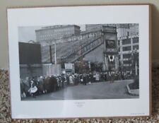 VINTAGE FORBES FIELD PHOTO 1927 WORLD SERIES REPRINT PITTSBURGH PIRATES RARE