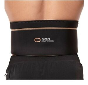 Copper Compression Recovery Back Brace - Highest Copper Content Back Braces Larg
