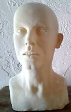 FAY WRAY Latex Head from MOVIELAND WAX MUSEUM MOLD! Sculpted by Pat Newman!