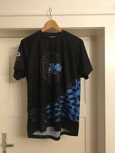 Finisher Shirt 24h Rennen Olympiapark München T-shirt Gr. L Funktionsshirt