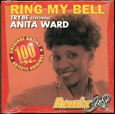 TRY BE FEATURING ANITA WARD - RING MY BELL (REMIX 98) - CD SINGLE NEW SEALED