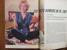 Aug. 25-1962 TV Guide(JOAN STALEY/BEVERLY  GARLAND/LYNDA  LEE  MEAD/ALLEN LUDDEN