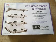 Birds Choice Pmsr12 Starling Resistant Purple Martin House Ceiling Panel 3 Floor
