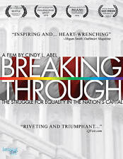 Breaking Through (DVD, 2014) Gay Interest