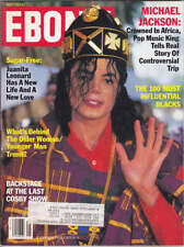 Michael Jackson EBONY Africa Trip Exclusive Interview American USA Magazine 1992