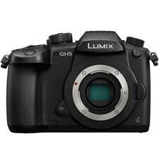 Panasonic Lumix DC-GH5 Mirrorless Micro Digital Camera (Body Only)