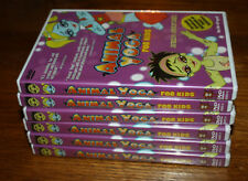 Lot of 6: Animal Yoga for Kids - African Adventure! (DVD)