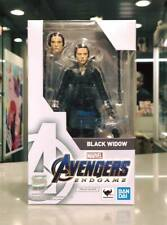 SHF S.H.Figuarts Marvel Avengers Endgame Black Widow Action Figure New In Box