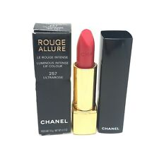 CHANEL Rouge Allure Luminous Intense Lip Colour 257 ULTRAROSE NIB