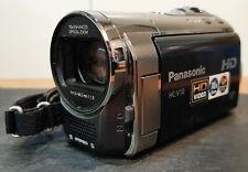 Panasonic Camcorder HC-V10 Konvolut mit Zubehörpaket