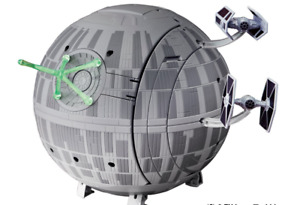 TAKARA Star Wars Figure Super deformation diorama Death Star Japan NEW