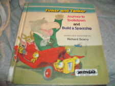 Richard Scarry's Tinker and Tanker, Journey to Tootletown & Build a Spaceship