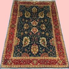 Area Rug size 90X150 CM (3X5 Ft) rugs Fine Hand-Knotted Woollen Carpet Quality