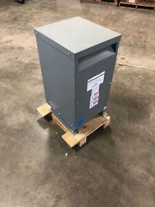 NEW, TRANSFORMER, FEDERAL PACIFIC, S2XLH21-50, 480-240H.V, 240-120L.V., ALUM