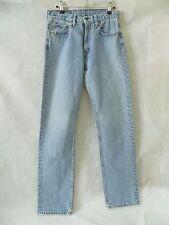 Levis 505 Jeans W32L30 Regular Fit Blau Herren Stonewashed